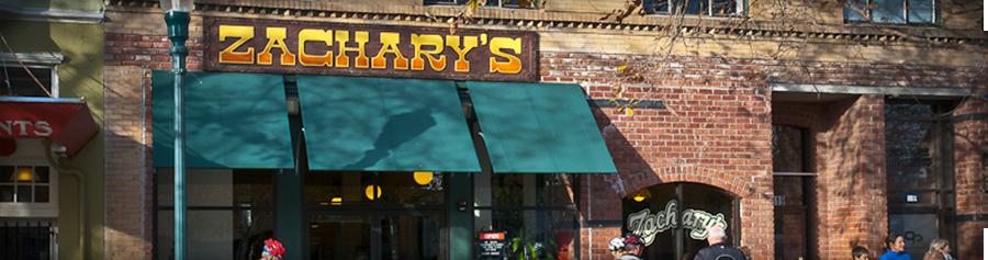 Zachary S Restaurant Santa Cruz